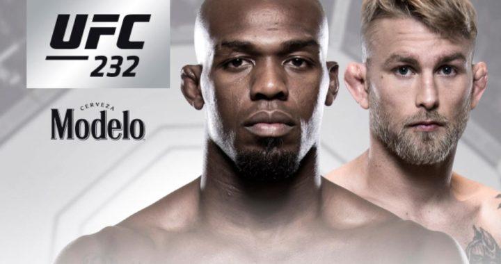 UFC cerrará el año con una excelente cartelera