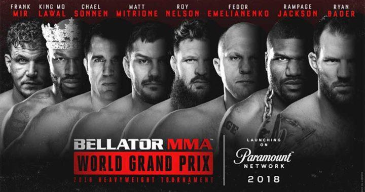 Bellator anuncia su Grand Prix de pesos pesados