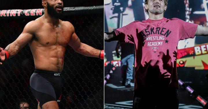 Histórico intercambio entre UFC y ONE Championship