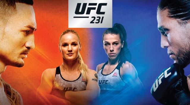 ¡UFC 231 llega con una de las mejores carteleras del año!