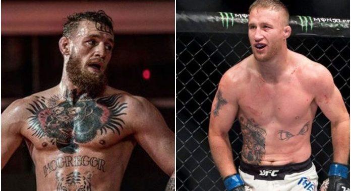 """""""Las posibilidades de pelear con McGregor hoy en día son del 0%"""": Justin Gaethje"""