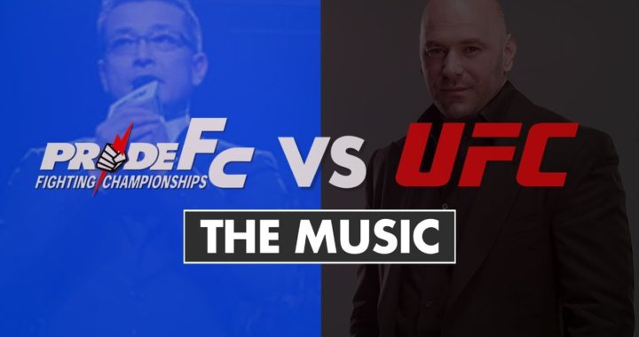 VIDEO: La rivalidad entre UFC y PRIDE en la carrera por las MMA
