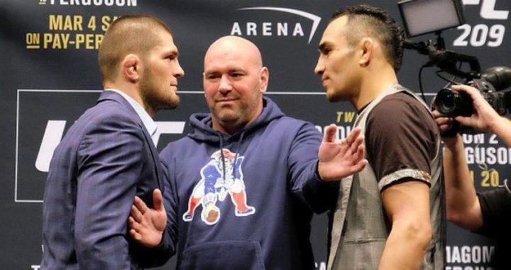 Tony Ferguson pide pelea contra Khabib Nurmagomedov para el UFC 245