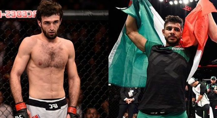 Yair 'Pantera' Rodriguez fuera de su pelea con Zabit Magomedsharipov por lesión