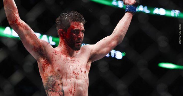 Ex campeón de la UFC Carlos Condit se retira de las MMA