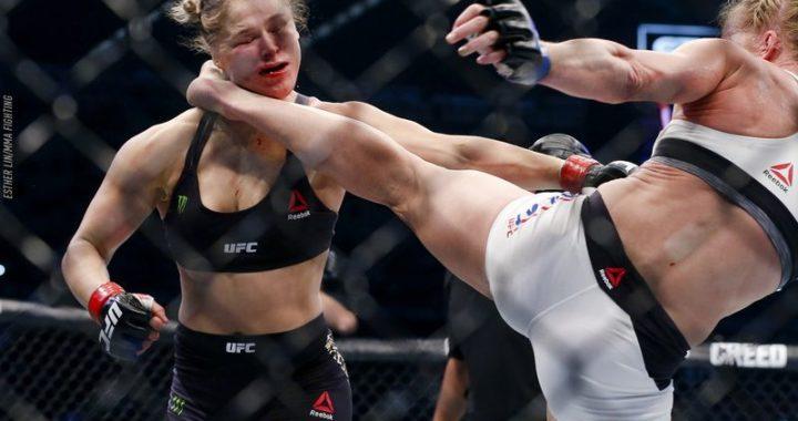 Galería: históricas imágenes de MMA que nos dejó esta década