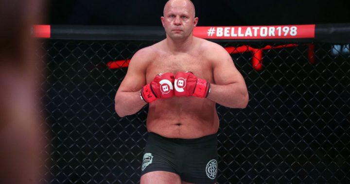 Fedor Emilianenko se retira de las MMA luego de noquear a 'Rampage' Jackson