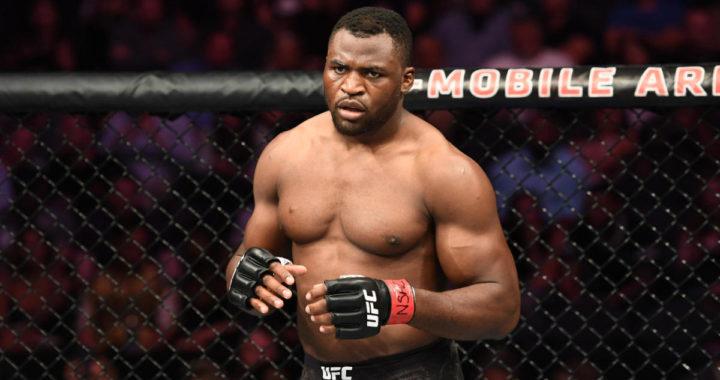 """""""La UFC me falta el respeto"""": Francis Ngannou sobre título interino de su peso"""