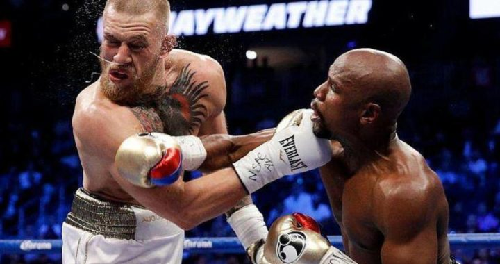 """""""Realmente no entrené mucho para la pelea con Conor McGregor"""": Floyd Mayweather"""