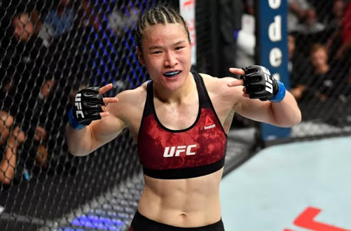 Tras alerta internacional por Coronavirus, Weilli Zhang decide terminar entrenamiento para UFC 248 en Las Vegas