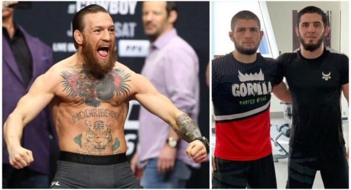 Conor McGregor anuncia que estará listo para el UFC 249 y critica la decisión de Khabib Nurmagomedov de retirarse del evento