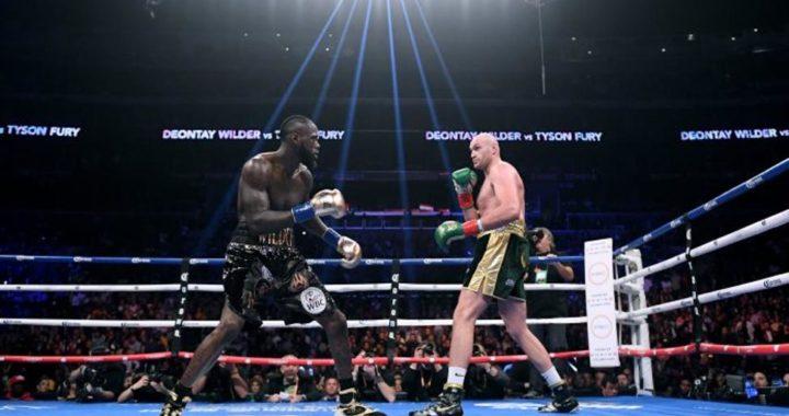 Tyson Fury vs Deontay Wilder 3 se pospondrá por el Coronavirus