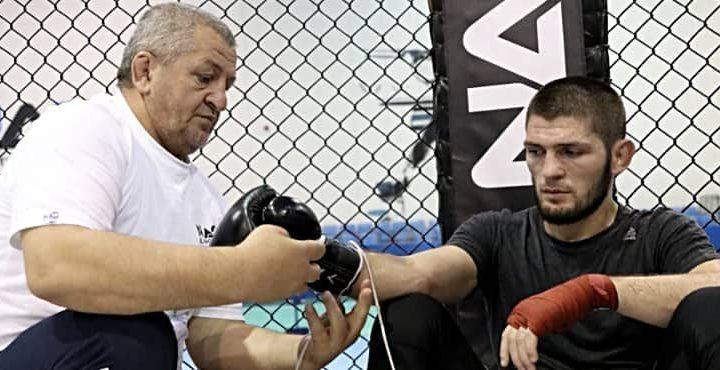 Padre de Khabib Nurmagomedov es hospitalizado con síntomas de Covid-19