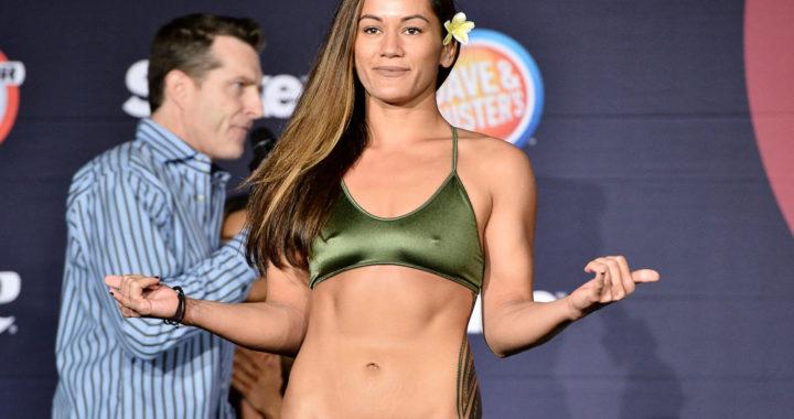 Ilima-Lei Macfarlane, campeona de Bellator, denuncia haber sido víctima de abuso sexual