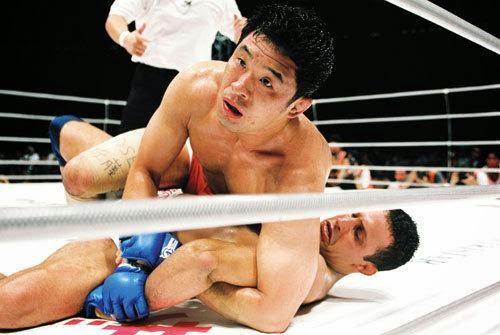 El día que Sakuraba le rompió el brazo a Renzo Gracie