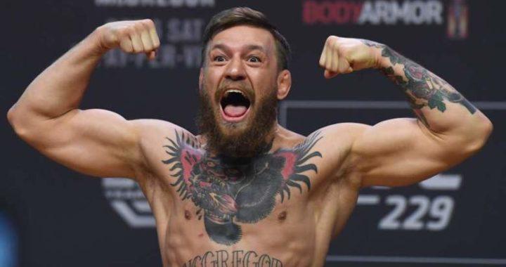 """Conor McGregor dice que regresará en julio a """"demoler la división de los pesos ligeros"""""""