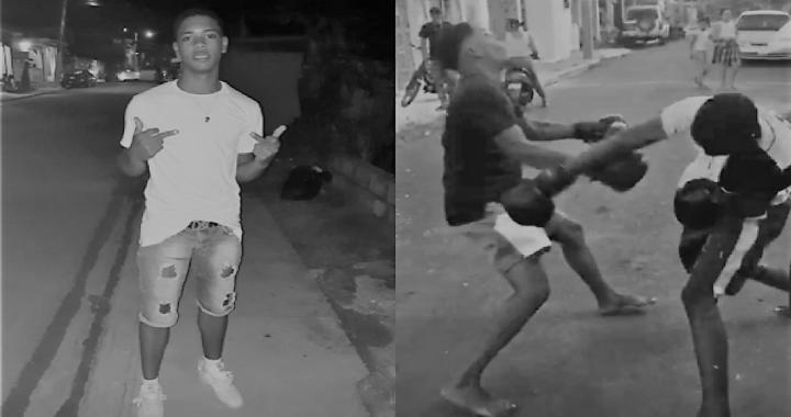 Lamentable: pelea callejera de boxeo entre amigos termina en la muerte de uno de ellos