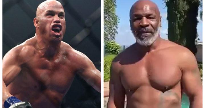 """Tito Ortíz quiere una pelea """"Leyenda vs Leyenda"""" contra Mike Tyson"""