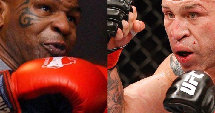 Wanderlei Silva cree que pelea contra Mike Tyson sería más grande que las de Floyd Mayweather