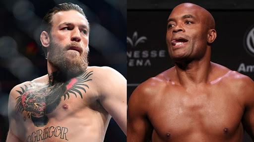 Conor McGregor y Anderson Silva podrían pelear en un peso pactado de 176 libras