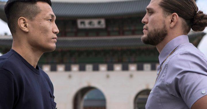 Brian Ortega reta a 'The Korean Zombie' para firmar el combate, el coreano responde para pelear en julio