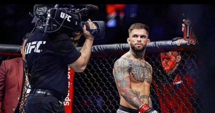 """""""Ya superé mis problemas y estoy listo para retomar mi trono"""": Cody Garbrandt sobre su pelea contra Raphael Assuncao"""