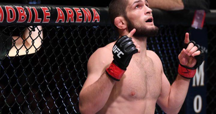 Khabib Nurmagomedov afirma que es uno de los 'GOATS' de las MMA junto a otros 6 peleadores