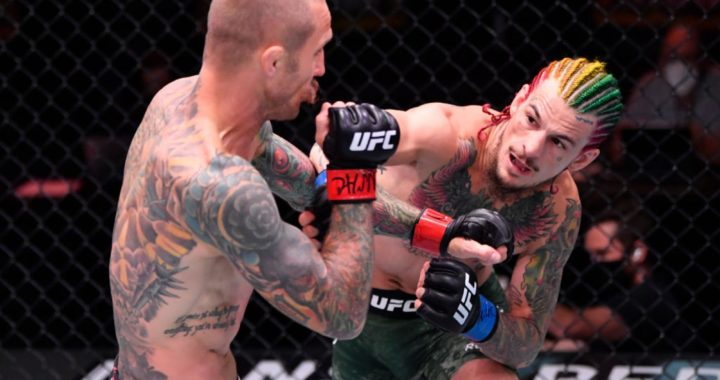 Sean O'Malley dice que su nocaut en el UFC 250 fue mucho mejor que el de Cody Garbrandt