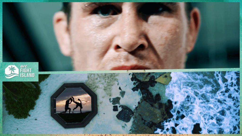 trailer UFC isla
