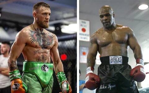 Mike Tyson dice que acabaría con Conor McGregor en una pelea de boxeo