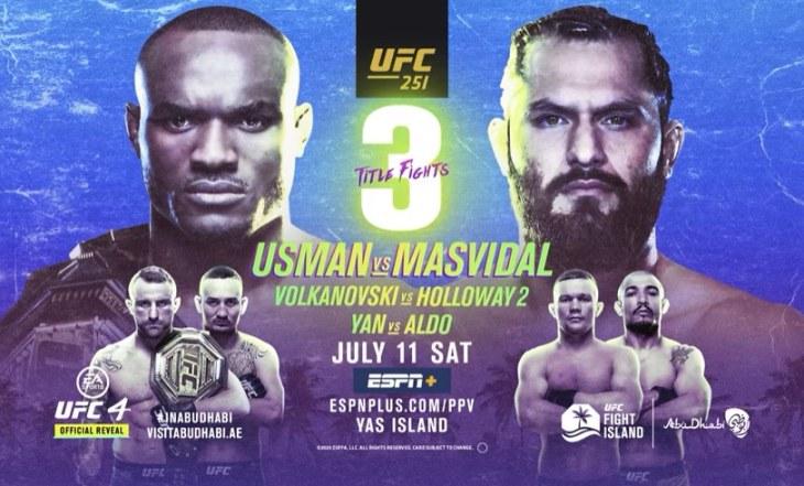 UFC-251-poster