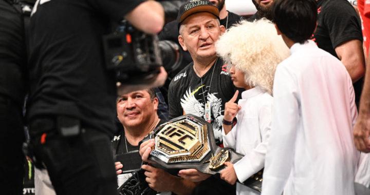 El legado que dejó Abdulmanap Nurmagomedov, padre de Khabib, en las MMA
