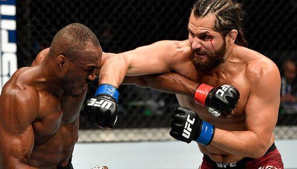Jorge Masvidal afirma que luchará con Kamaru Usman a finales de 2021 por el título de la UFC