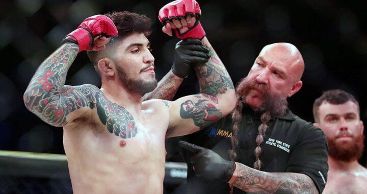 Dillon Danis dice que le ganaría fácilmente a Jorge Masvidal en una pelea callejera