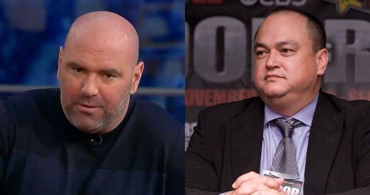 ¿Quién tiene la mejor división de semipesados? ¿UFC o Bellator?: La disputa entre Dana White y Scott Coker