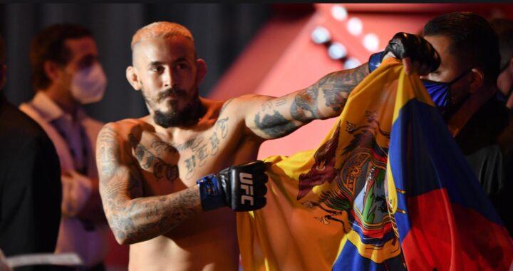 """""""Inicialmente era Dominick Cruz, pero estoy aquí para pelear, no soy una diva"""": 'Chito' Vera sobre pelea con Frankie Edgar"""