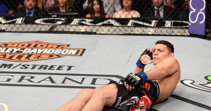 Manager de Nick Diaz confirma que el peleador volverá  en 2021 a la UFC