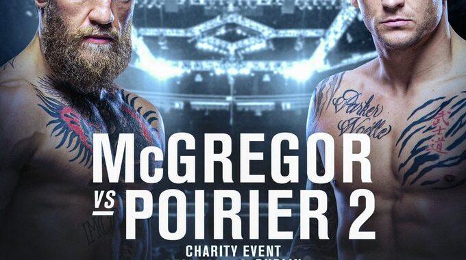 Dana White quiere organizar McGregor vs Poirier 2, pero Conor no quiere que sea con la UFC