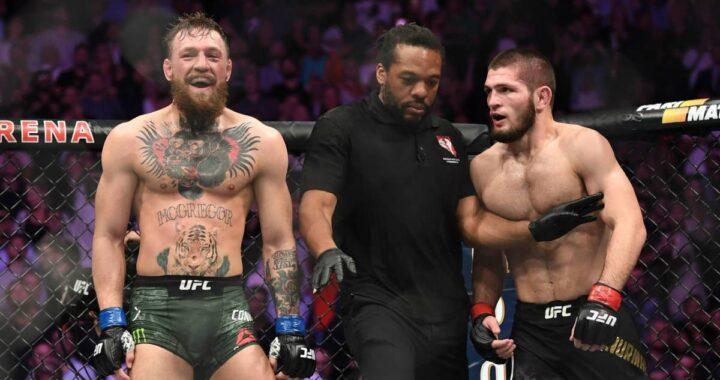 La sorprendente reacción de Conor McGregor tras el retiro de Khabib Nurmagomedov de la UFC y las MMA