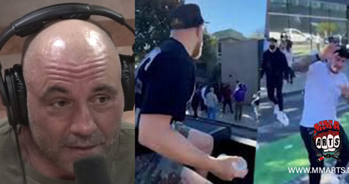 """""""No hay una maldita posibilidad que Jake Paul venza a Dillon Danis en una pelea"""": Joe Rogan"""