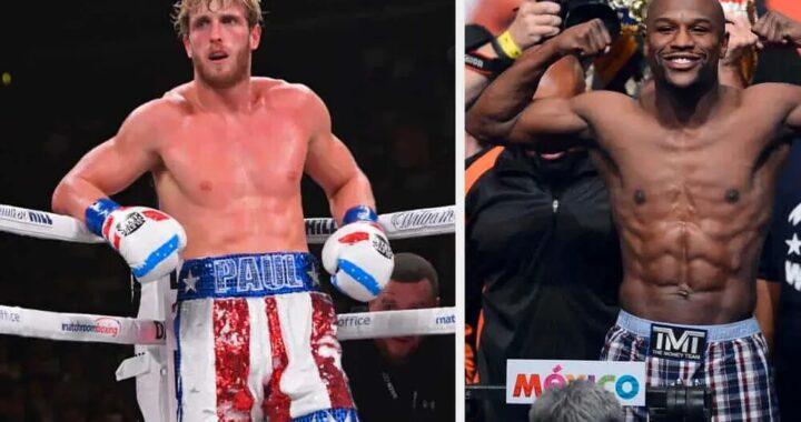 OFICIAL: Floyd Mayweather regresará al boxeo para enfrentarse a Logan Paul