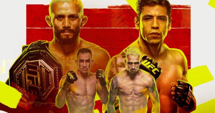 VIDEOS: Resumen UFC 256 Figueiredo defiende su corona y Charles Oliveira se posiciona como contendiente al título de los ligeros