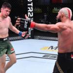 Confirmado: Trilogía entre Brandon Moreno y Deiveson Figueiredo será en UFC 269