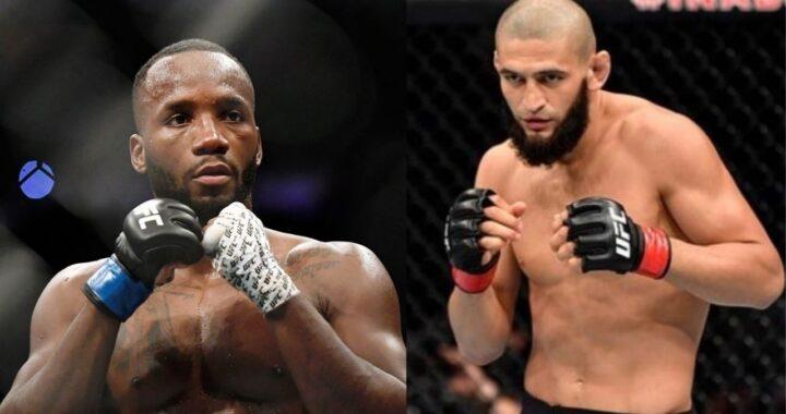 Khamzat Chimaev queda fuera de la pelea contra Leon Edwards en el UFC Fight Island este 20 de enero