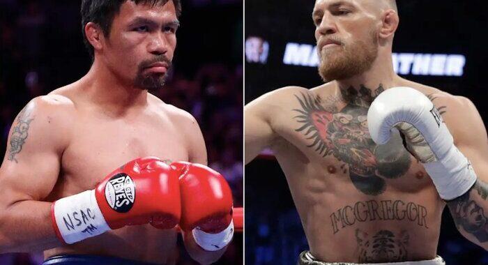 """""""Conor McGregor subestimó a Dustin Poirier en la revancha"""": Manny Pacquiao"""