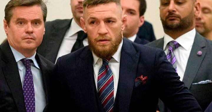 """""""Los elementos de prueba no son suficientes para que se constituya el delito"""": Conor McGregor es inocente de acusaciones de exhibición sexual"""