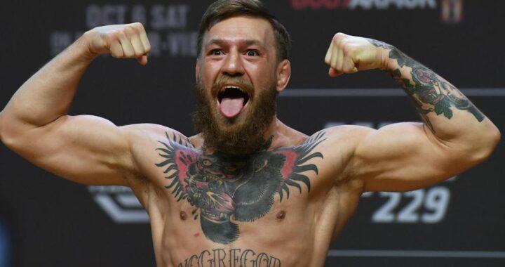 Conor McGregor cree que aún puede ser triple campeón de UFC