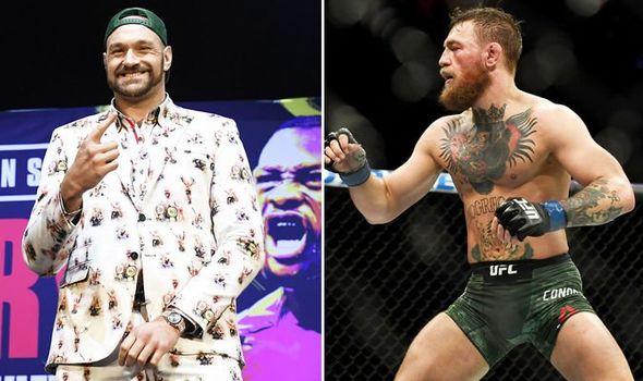 """""""Conor McGregor le ganaría a Dustin Poirier en un tercer combate"""": Tyson Fury"""
