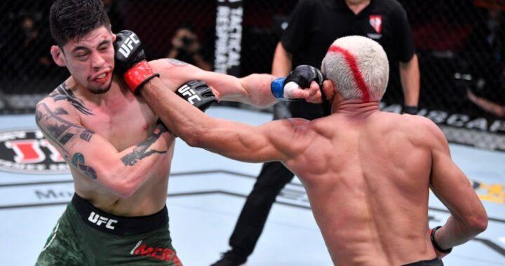 ¡Oficial! UFC programa la revancha entre Deiveson Figueiredo y Brandon Moreno