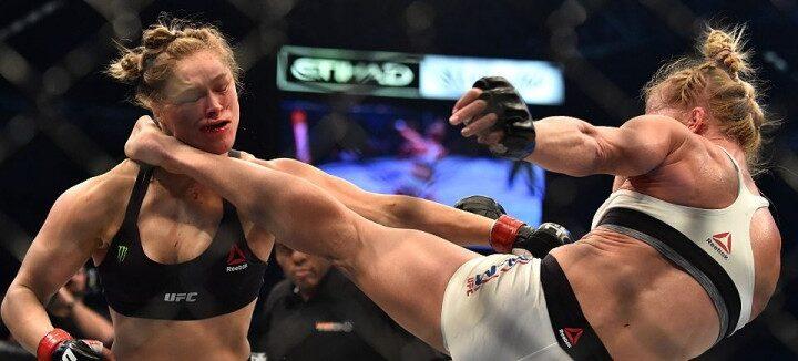 """""""No quiero ver a mujeres peleando en el octágono"""": analista deportivo de ESPN"""